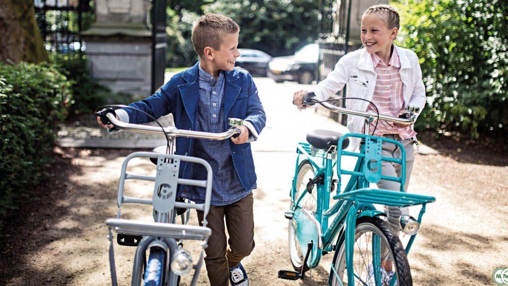 Kinderfiets Cortina Evers Janssen Tweewielers Nijmegen