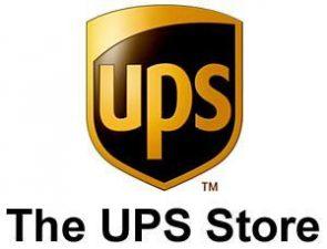 Logo UPS Store Evers Janssen Tweewielers Nijmegen