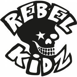 Rebel Kidz Logo Evers Janssen Tweewielers Nijmegen