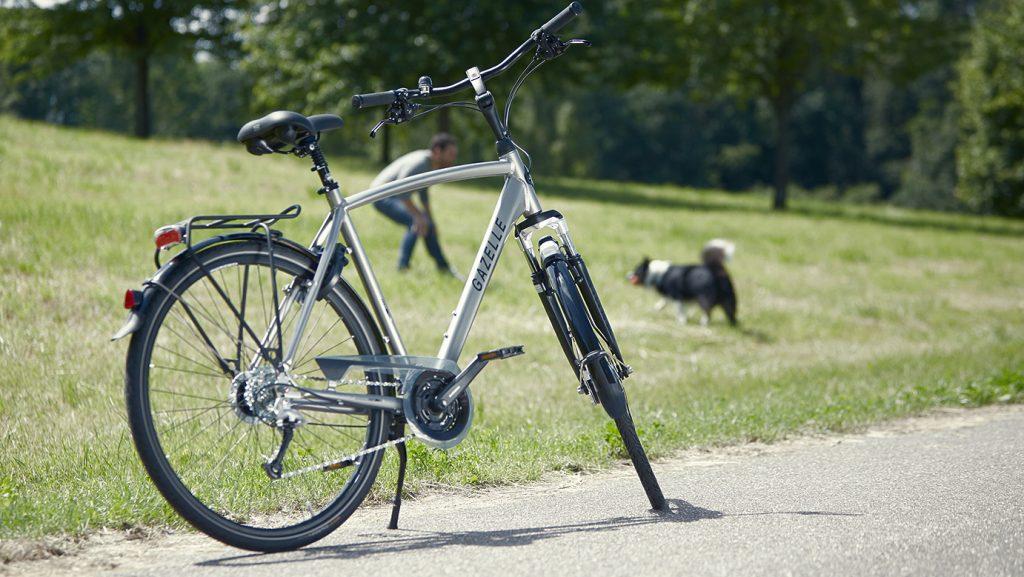 Hybride Sportfiets Gazelle Evers Janssen Tweewielers Nijmegen