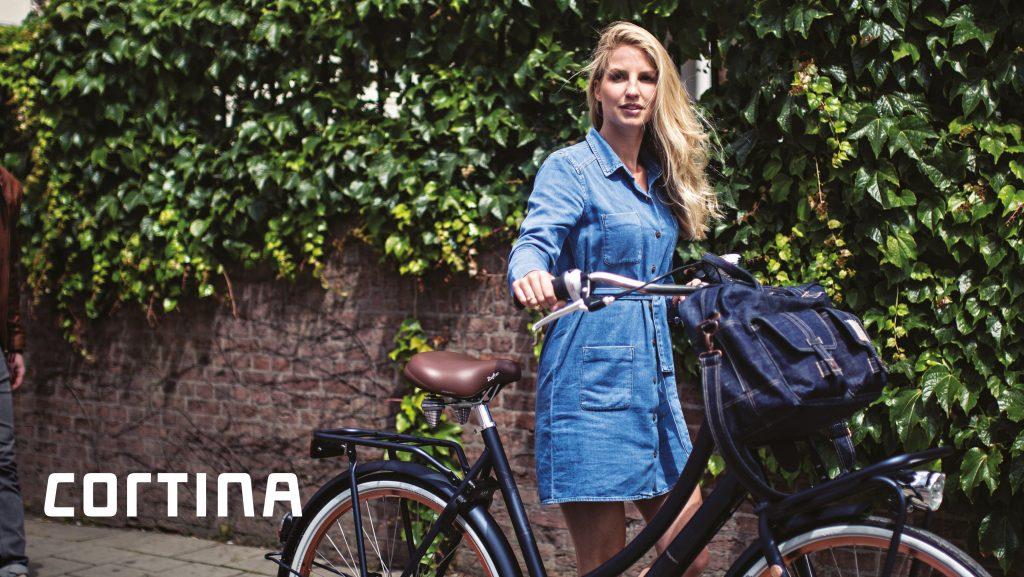 Transportfiets Cortina Evers Janssen Tweewielers Nijmegen