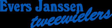 Logo Tekst Evers Janssen Tweewielers Nijmegen